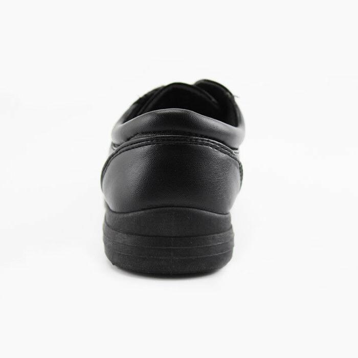 Hawkwell Kids Lace Shoes Oxford Black