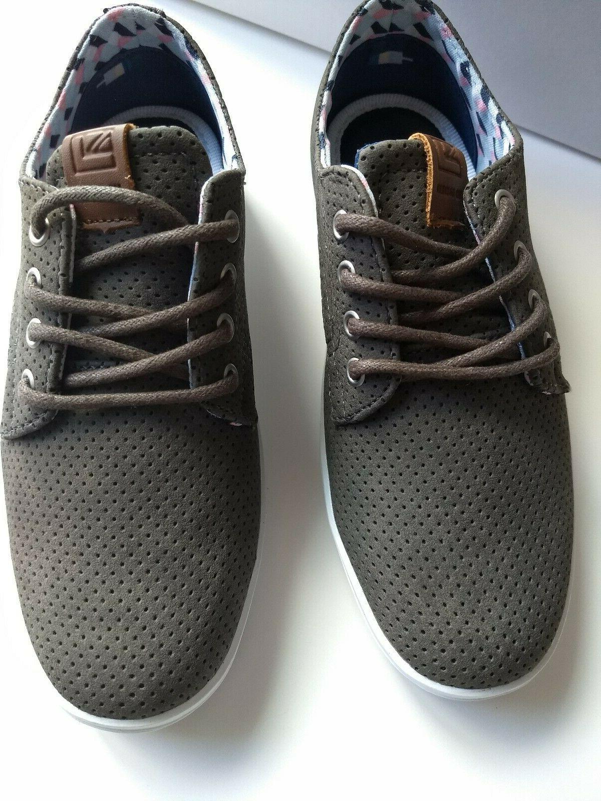 Ben Sherman Shoes For Authentic Grey Size