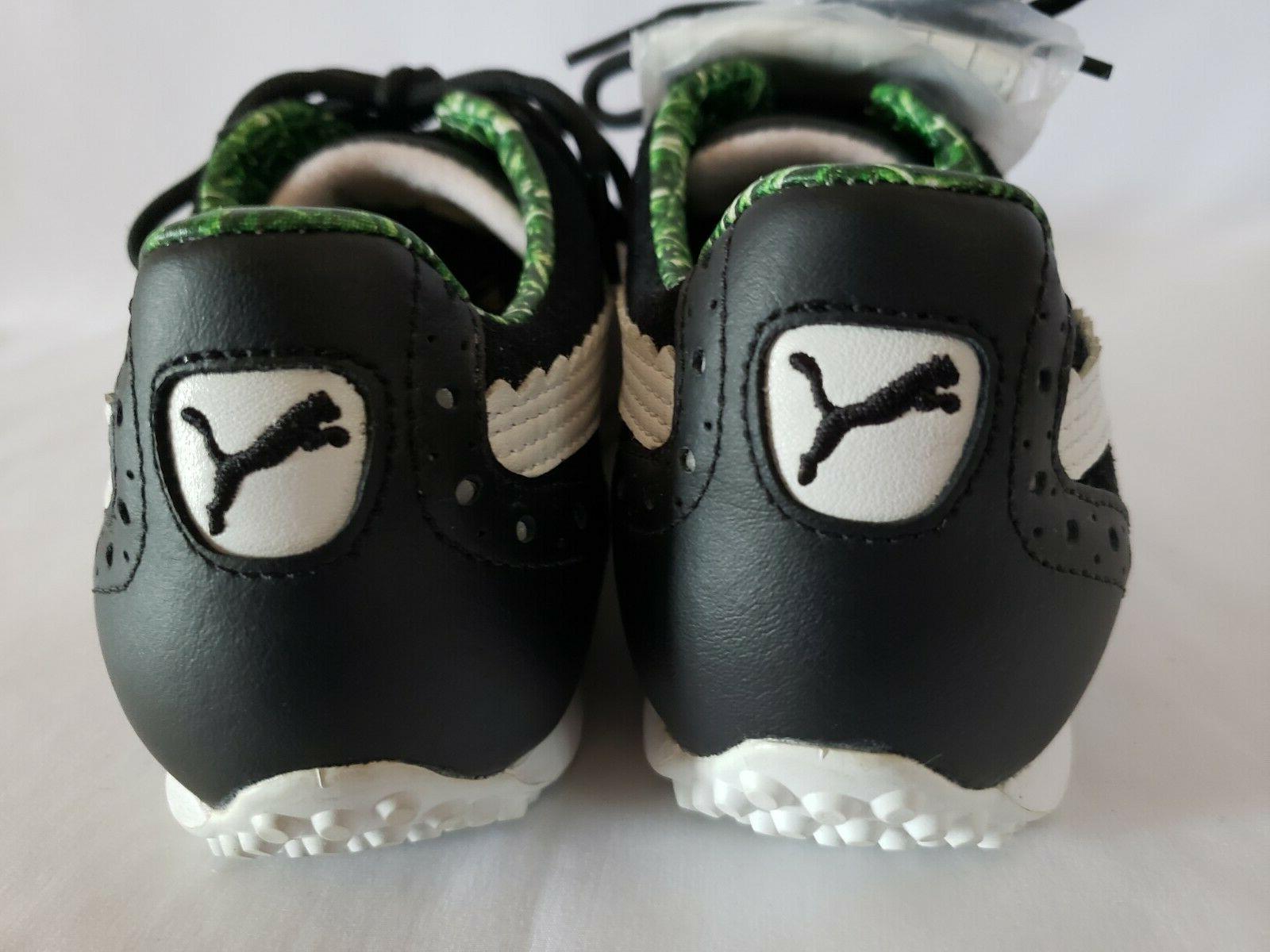 PUMA Oxford Shoes Kiltie NEW! 8