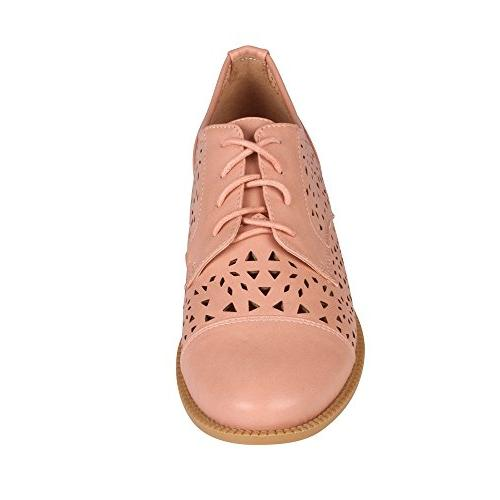 "Wanted ""Bains"" Lace up Oxford"