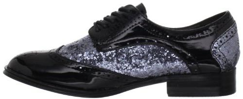 Wanted Shoes Black/Pewter, M US