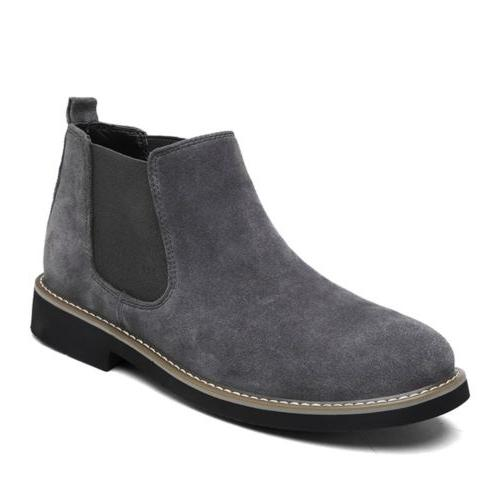 Marc Chukka Suede Leather Desert Ankle