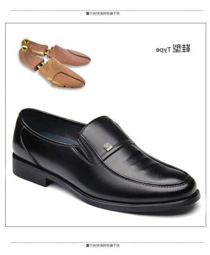 Mens Business Slip Shoes Driving Oxford Moccasin