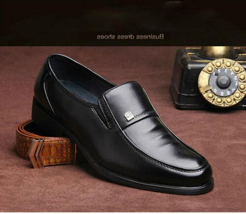 Men Shoes Oxford Slip On