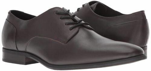 men dress shoes casual lucca calf dark