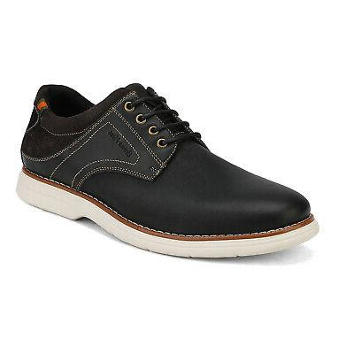 Bruno Marc Leather Oxford Sneakers Casual Dress Shoe