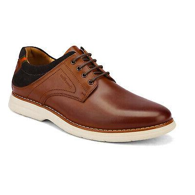 Bruno Marc Men Leather Oxford Up Sneakers Casual Wingtip Dress Shoe
