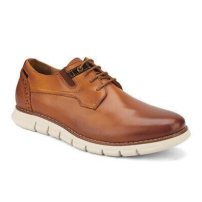 Bruno Marc Genuine Leather Sneakers Casual Up Shoes