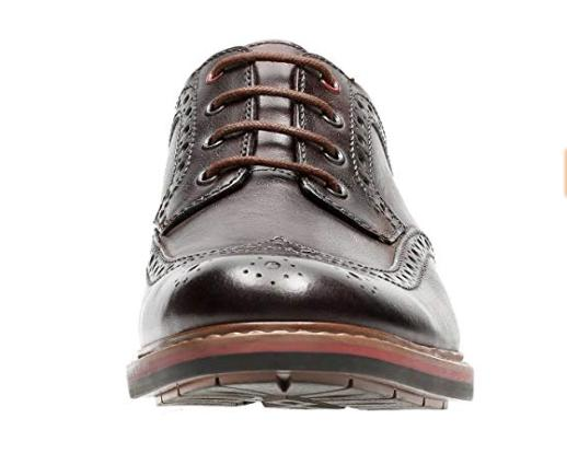 Bostonian Men's Wing Oxford Leather Shoes