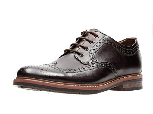 men s armon wing oxford burgundy leather