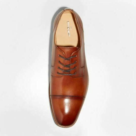 Men's Leather Toe Shoes - Goodfellow &