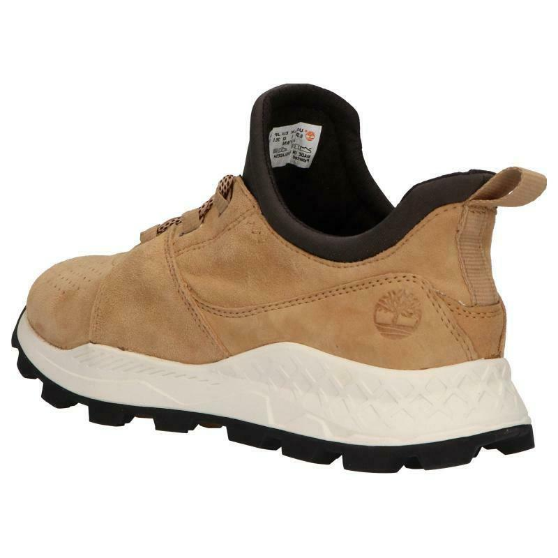Timberland Men's Oxford Lightweight Leather Wheat A1YWN