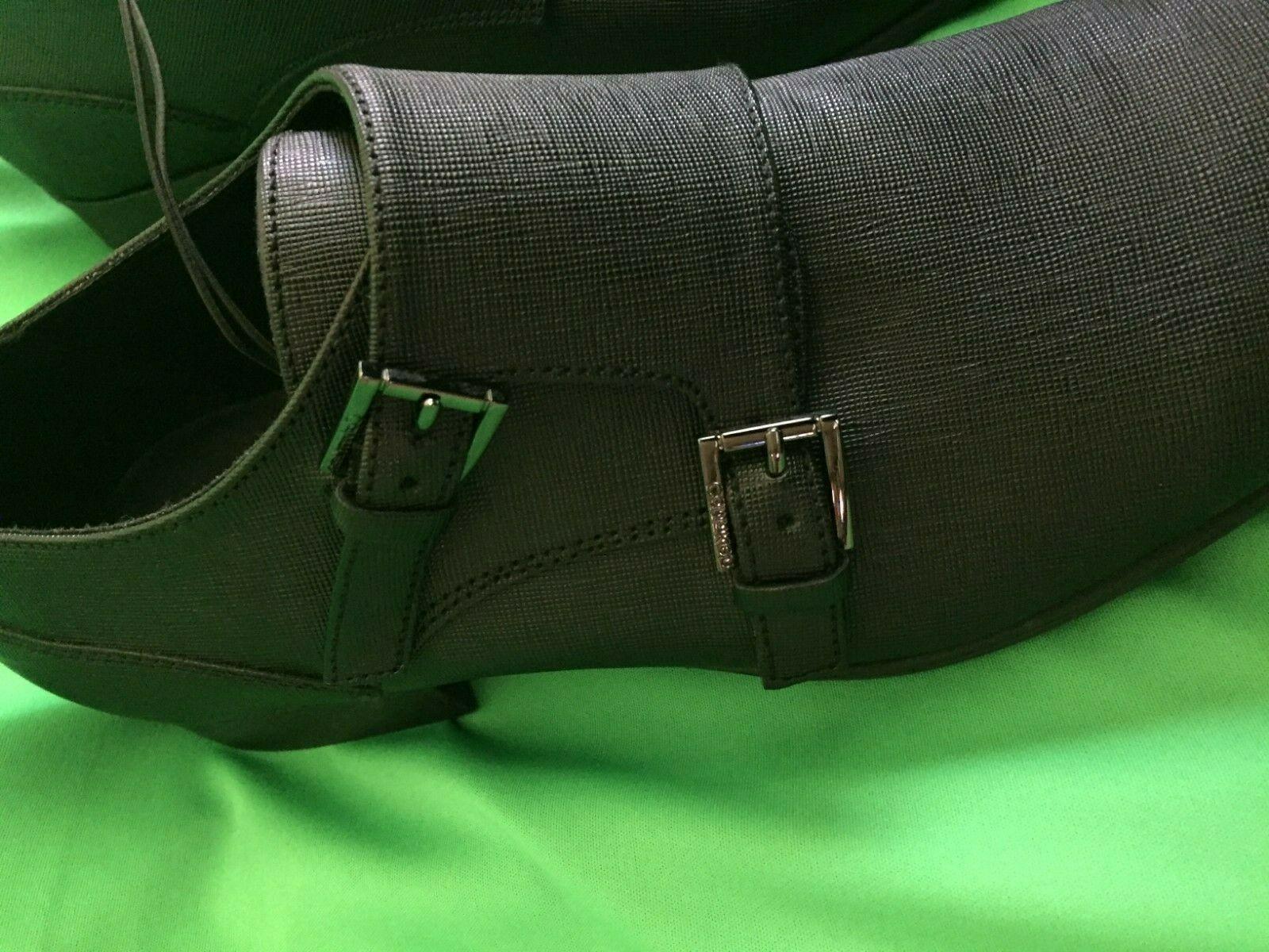 Calvin Klein Men's Butler Black Shoes 11
