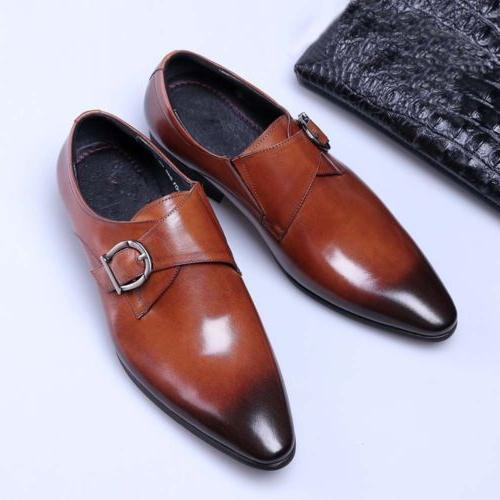 Men's Oxfords Shoes Casual Formal Office Shoes
