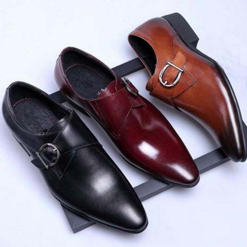 men s oxfords leather shoes casual pointed