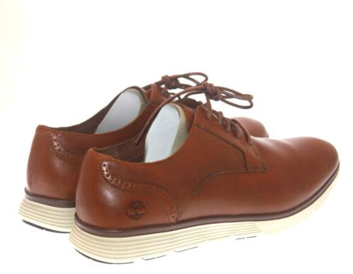 Timberland Men's Oxford Mid Brown Size US