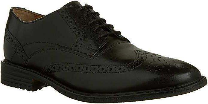 men s garvan edge oxford shoes black
