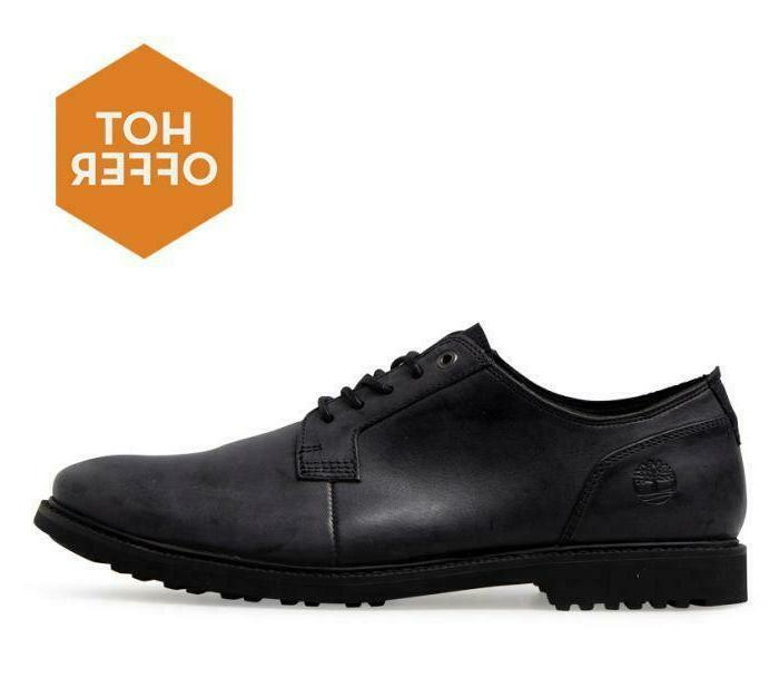 Timberland Lafayette Park Black Casual Oxford Dress