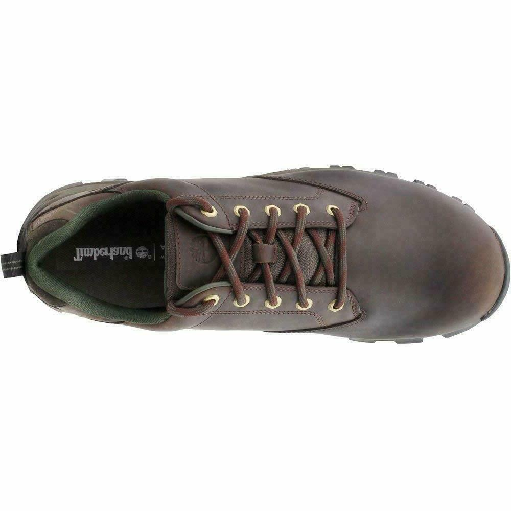 Men's Oxford Shoes Dark Brown A1VKN
