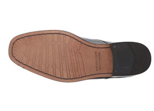 Bostonian Men's Narrate Oxford Black Dress Shoes