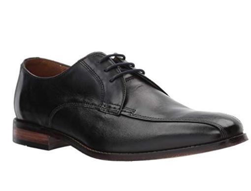 men s narrate walk oxford black leather