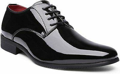 men s formal oxford dress loafer shoes