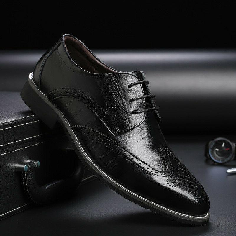 Men's Brogue up Shoes