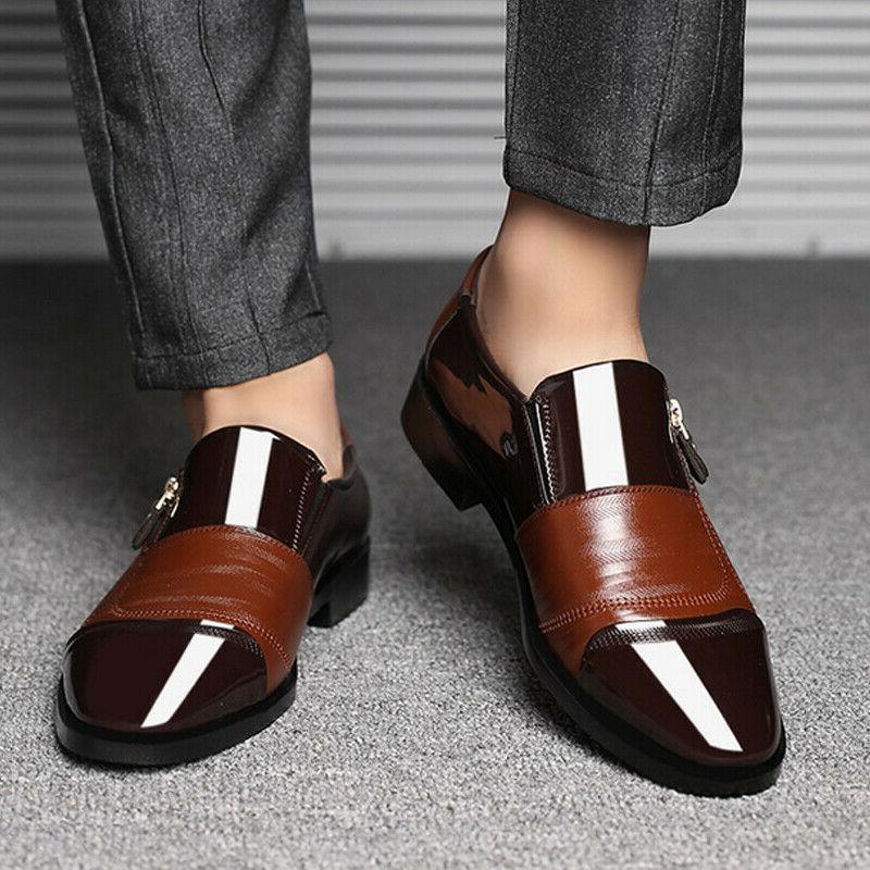 Mens Formal Shoes Toe Shoes