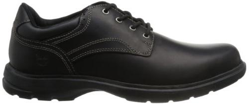 Timberland Men's Richmont Oxford,Black,7
