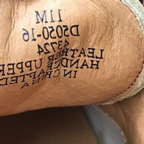 Men's Dexter Oxford Shoes Leather Size R07