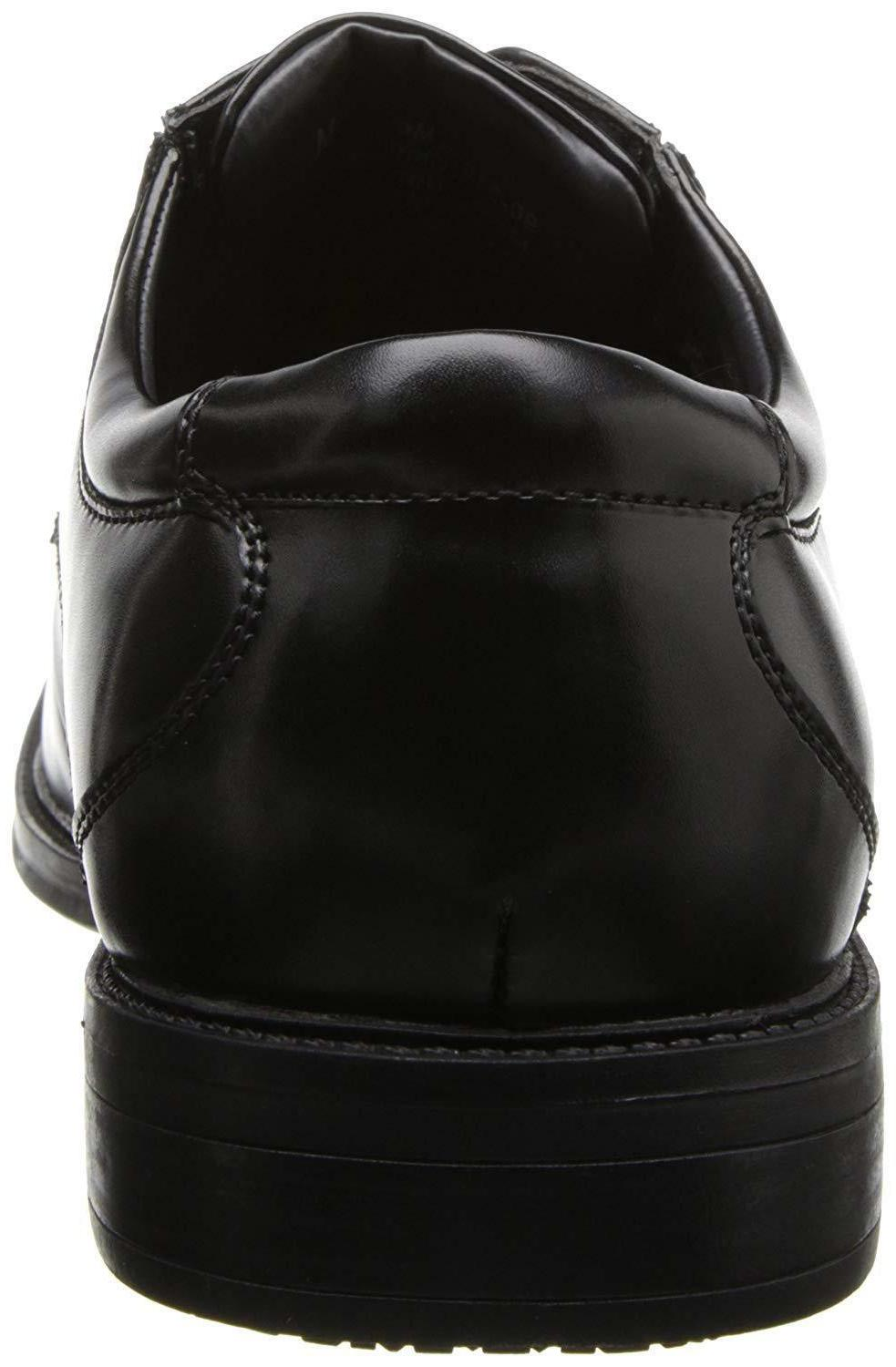 Dockers Men's Sansome Slip-Resistant Work Dress Shoe, Black,