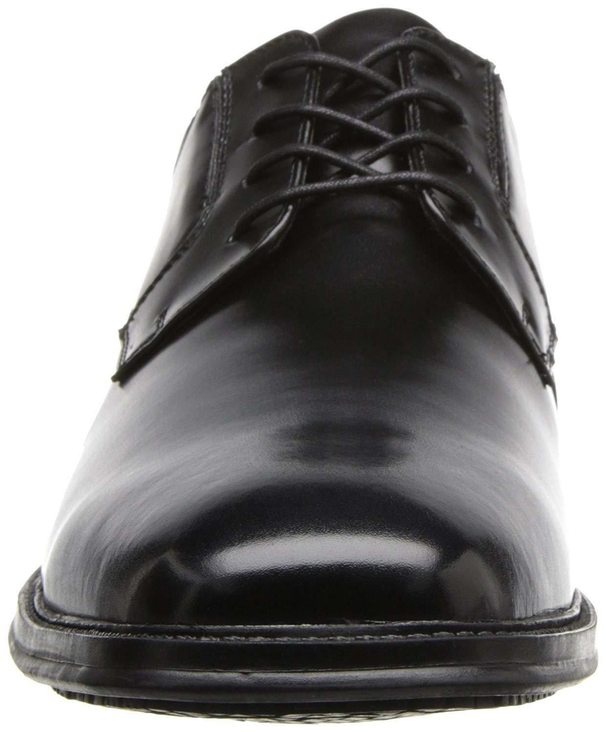 Dockers Slip-Resistant Work Shoe, Black,