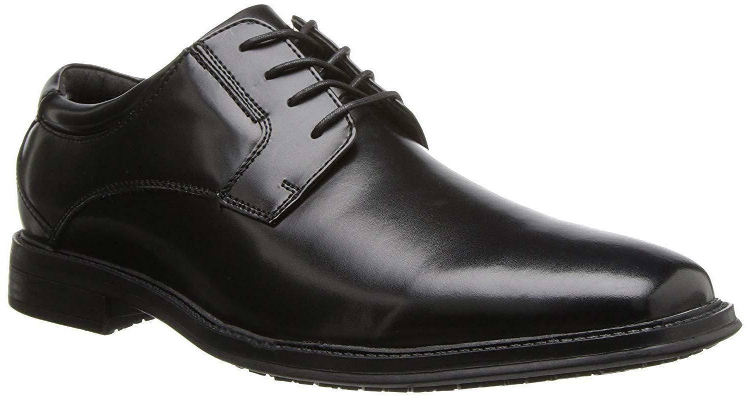 men s sansome leather slip resistant work