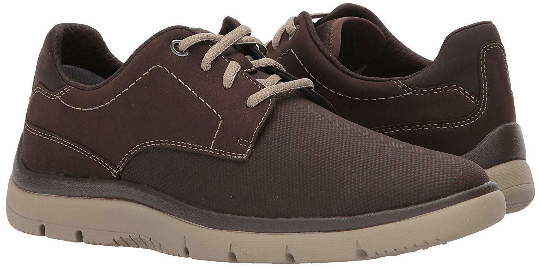 Men's Shoes Clarks Tunsil Plain Oxford Fashion Sneaker 28400