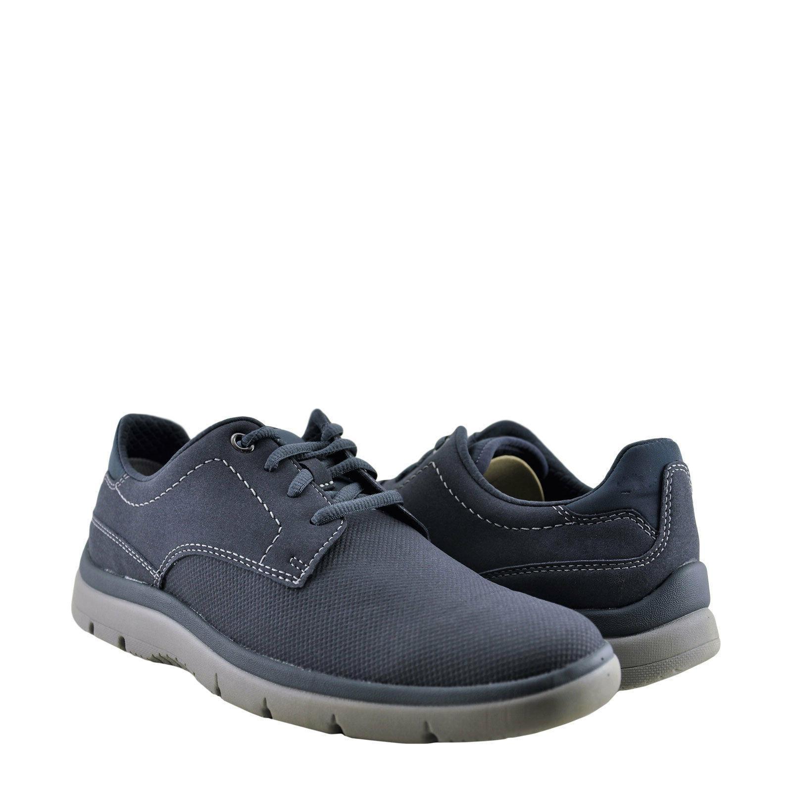 Men's Shoes Clarks Tunsil Plain Oxford Fashion Sneaker 27760
