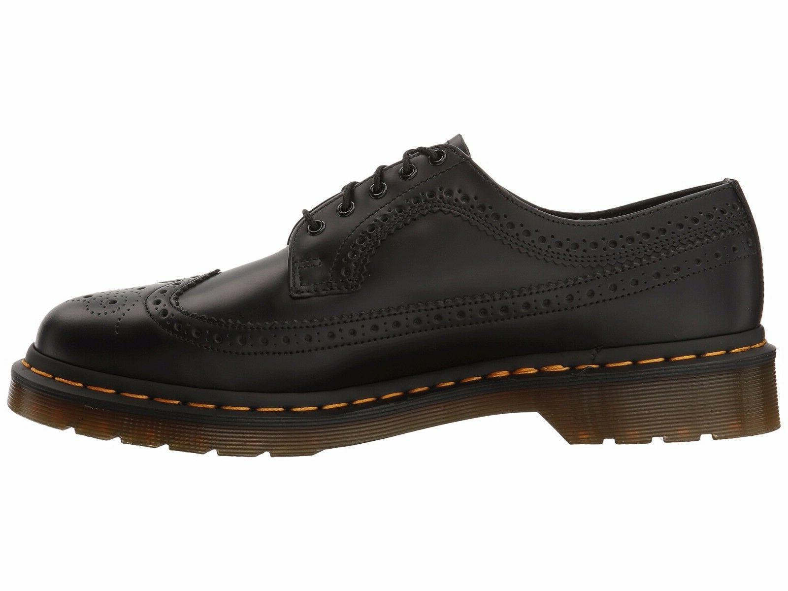 Men's Shoes Dr. 3989 Y/S Oxfords BLACK