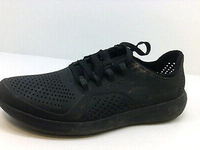 Crocs Men's Shoes ewajdc Oxfords & Dress Shoes, Black, Size