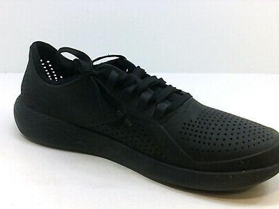 Crocs Men's Oxfords & Shoes, Black, Size Mpsv