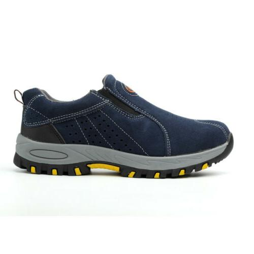 Men's Caps Work Shoes