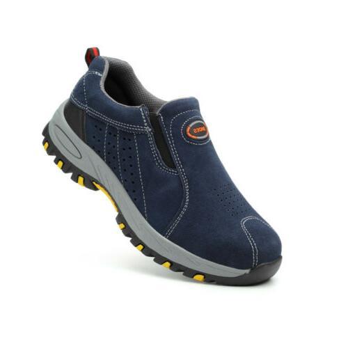Men's Work Shoes Indestructible Construction