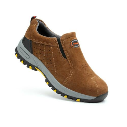 Men's Steel Work Oxford Shoes