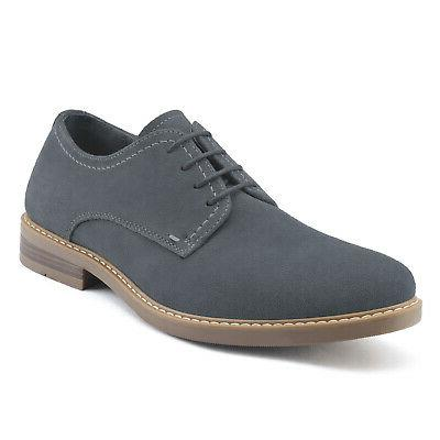Bruno Mens Shoes Suede Up Wing Shoes