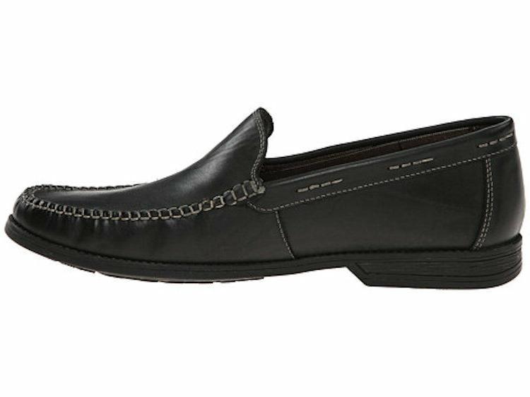 Men's Bostonian® 06802 Black Oxford Dress Size