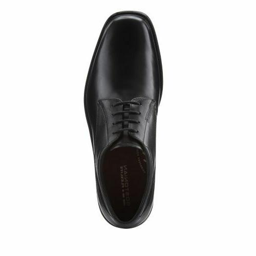 Bostonian Wendell Oxford Black Leather Shoes