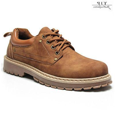 men s winter warm shoes plush lining