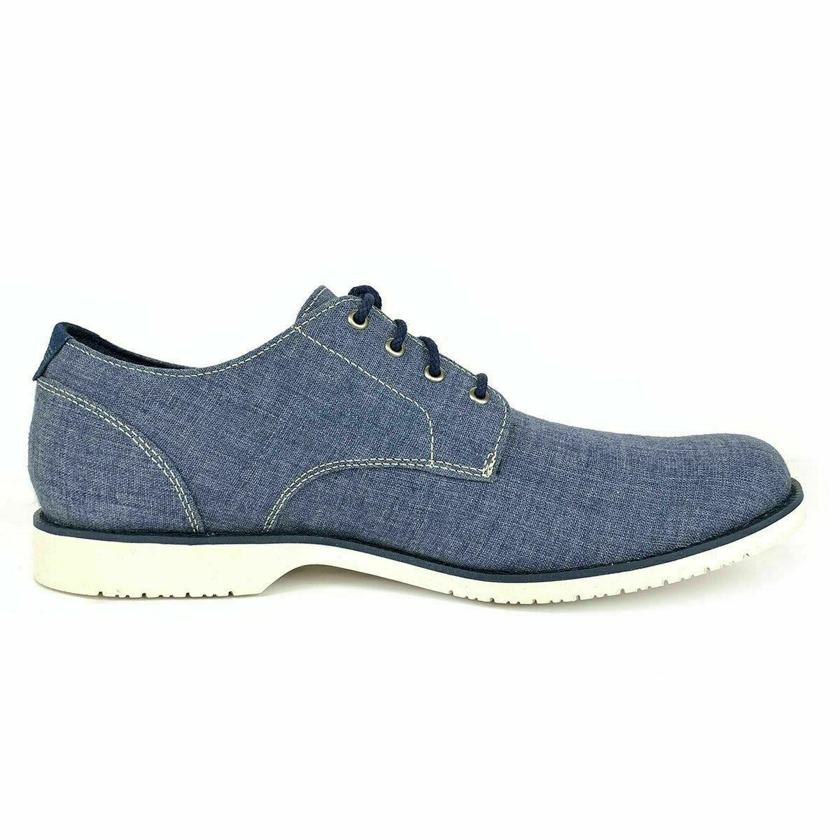 TIMBERLAND CANVAS OXFORD SHOES