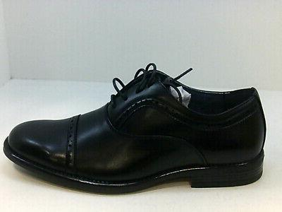 mens 8hyq oxfords and dress shoes black