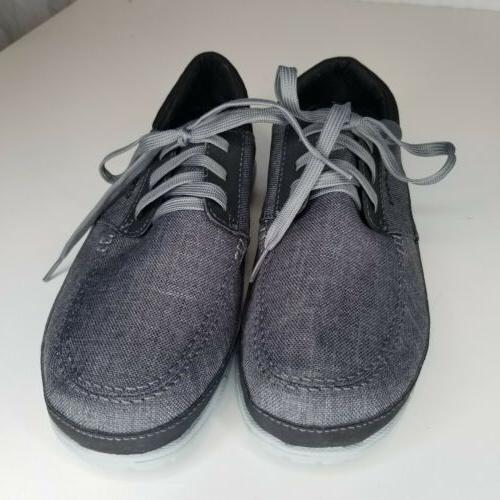 Men's Cruz Canvas Lace Shoes