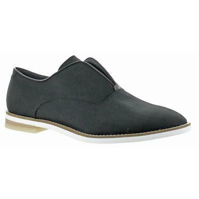 mens auston casual laceless wingtip oxfords shoes