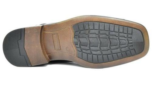 BRUNO MARC Mens Toe Classic Business Dress Shoes